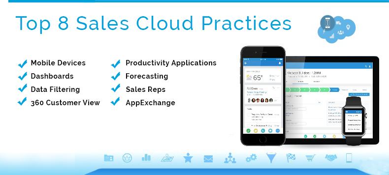 sales cloud practices