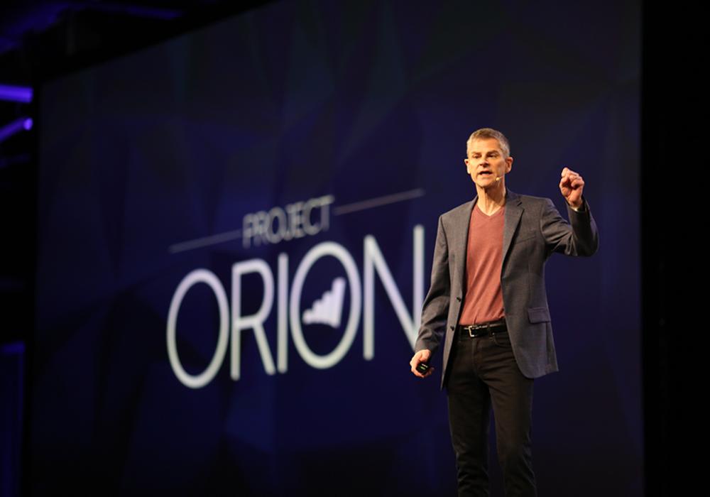 Project Orion, Marketo