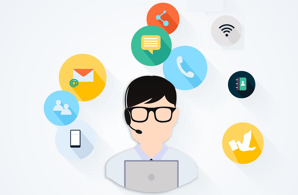 customer service apps, salesforce