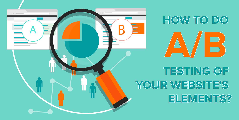 A/B Testing Website Elements