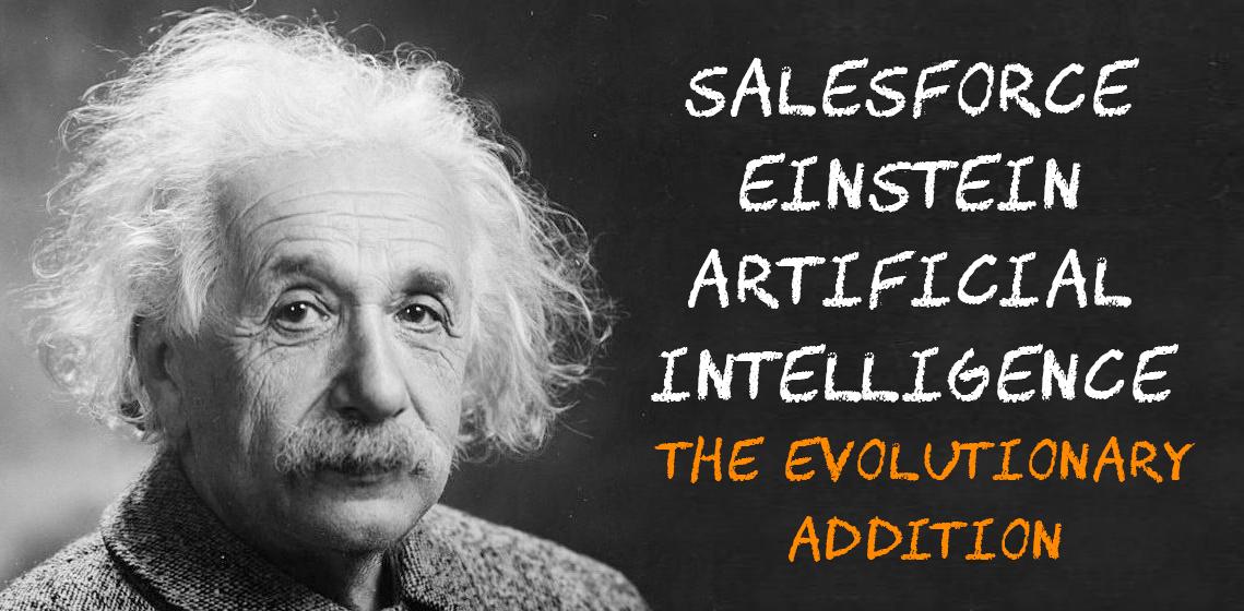Salesforce Einstein AI, artificial intelligence