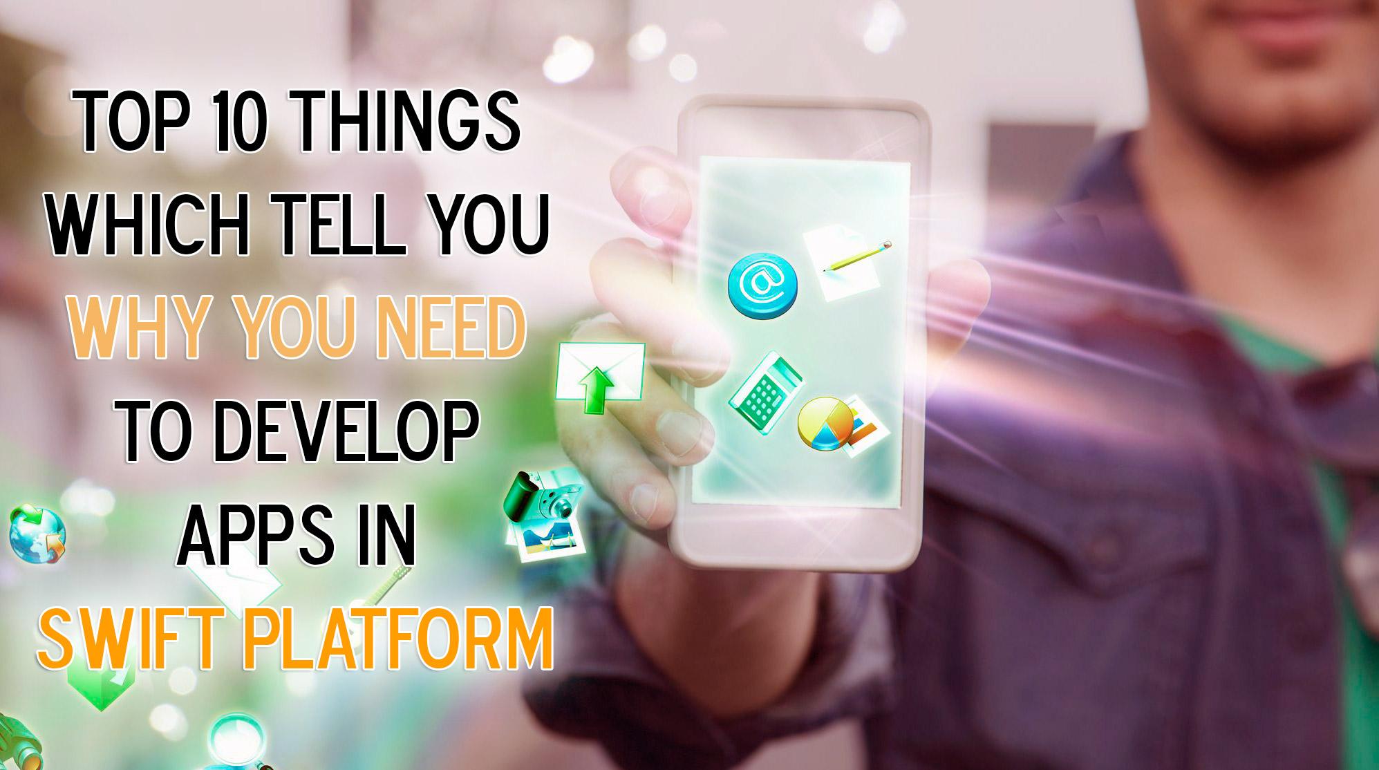 Swift Mobile App Development