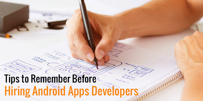 Android Apps Developers