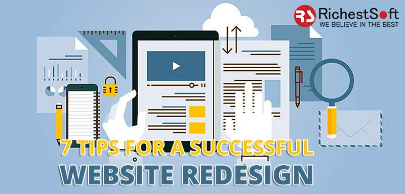 Successful Website Redesign Tips