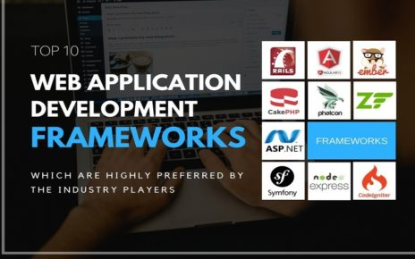 Top Rated Web Application Development Frameworks