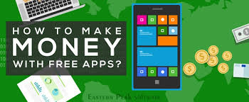 Tips to make money from free mobile apps