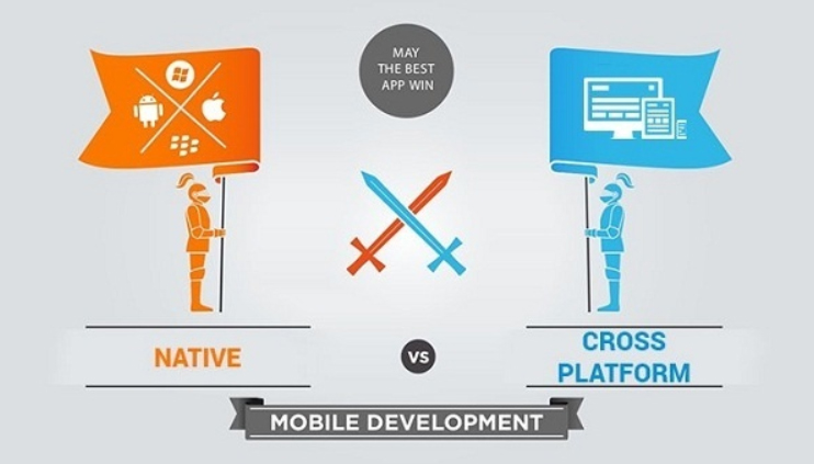 comparison of Native vs Cross-platform applications